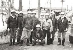 1951年(昭和26年)工事写真