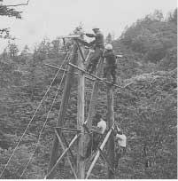 1962年(昭和37年)電源開発工事