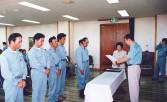2000年(平成12年)永年勤続表彰
