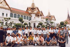 1997年(平成9年)タイ旅行